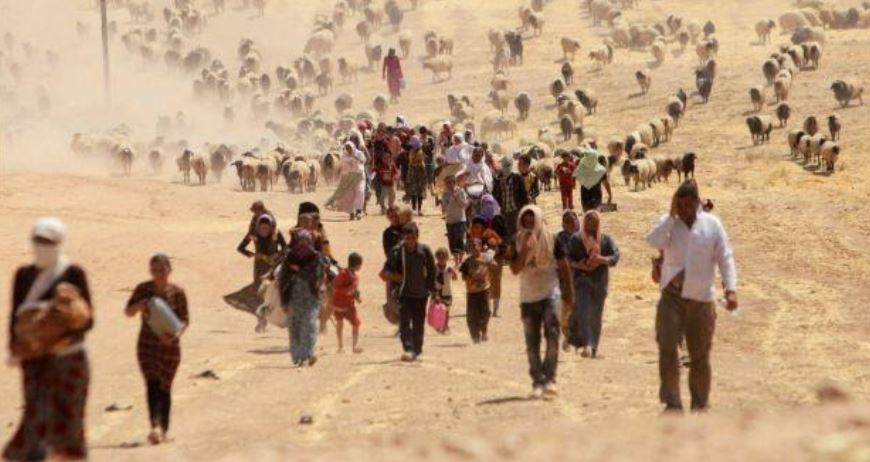 Human Trafficking in the Middle East