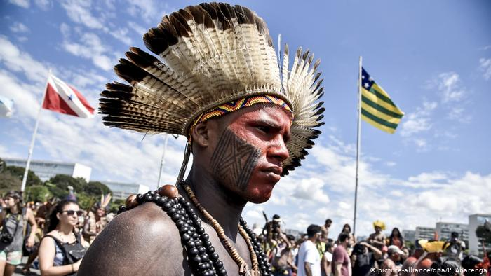 Press Release: Traditional Lands in Brazil